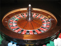 Meaning of roulette door prize gambling ethics